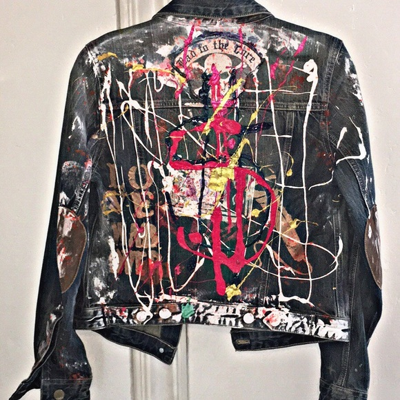 GAP Jackets & Blazers - ⚡️Host Pick⚜️Custom 1969 Denim Jacket ⚜️ Small ⚡️